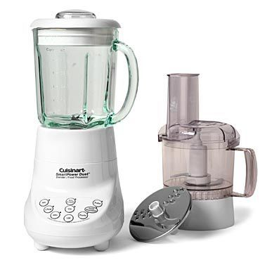 Could This Work For Smoothies Cuisinart Smart Power Duet Blender Food Processor Combination Food Processor Recipes Blender Food Processor Best Food Processor