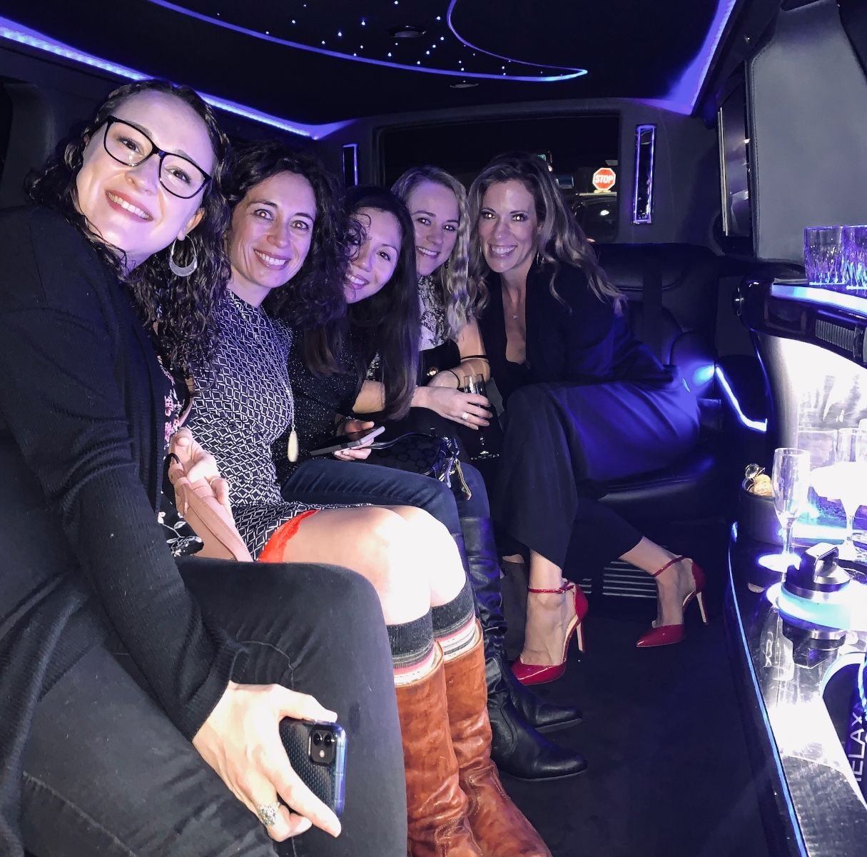 40th Birthday With Raffi's Limousine Service in 2020