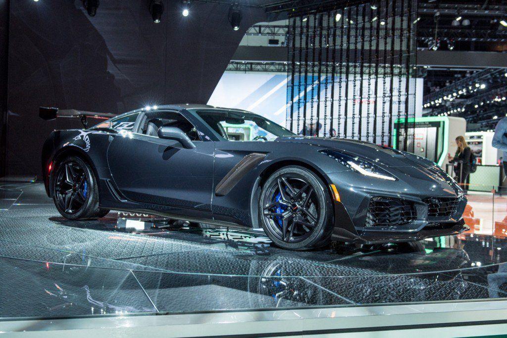 The 2019 C7 Corvette Zr1 S Lt5 V8 Had A Cheeky Codename During Development Corvette Zr1 Corvette Chevrolet Corvette