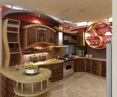 Amazing Design Kitchen Unique Home