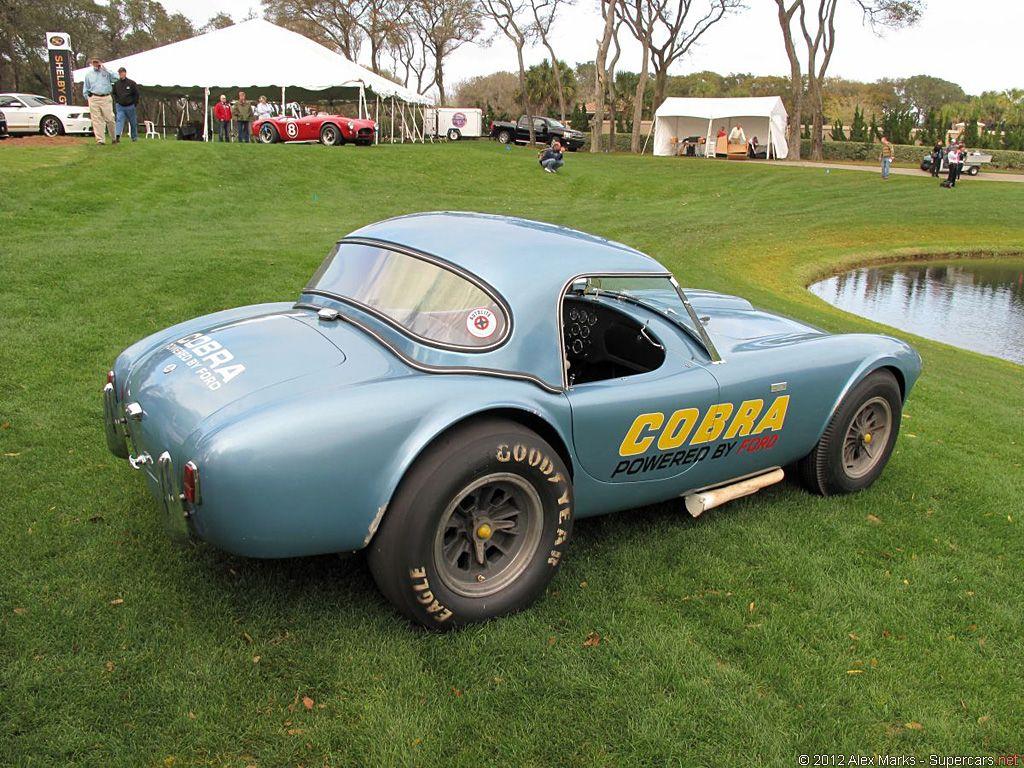 1963 Mustang Cobra