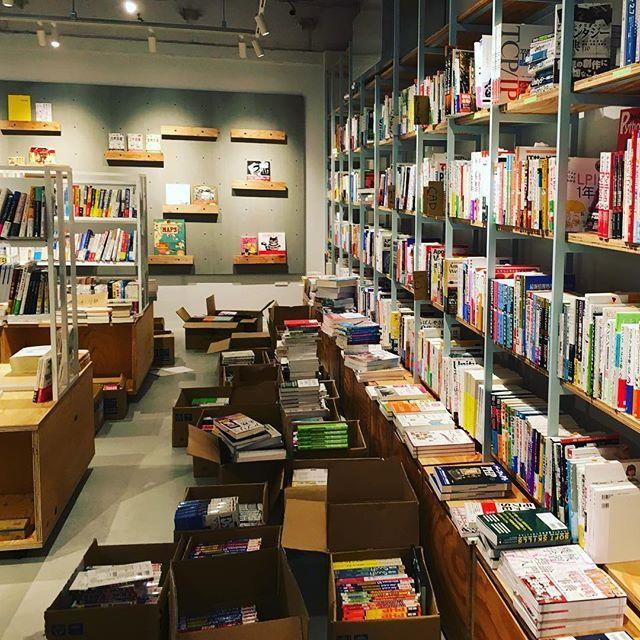 Book Lab Tokyo ブックカフェ スペース カフェ