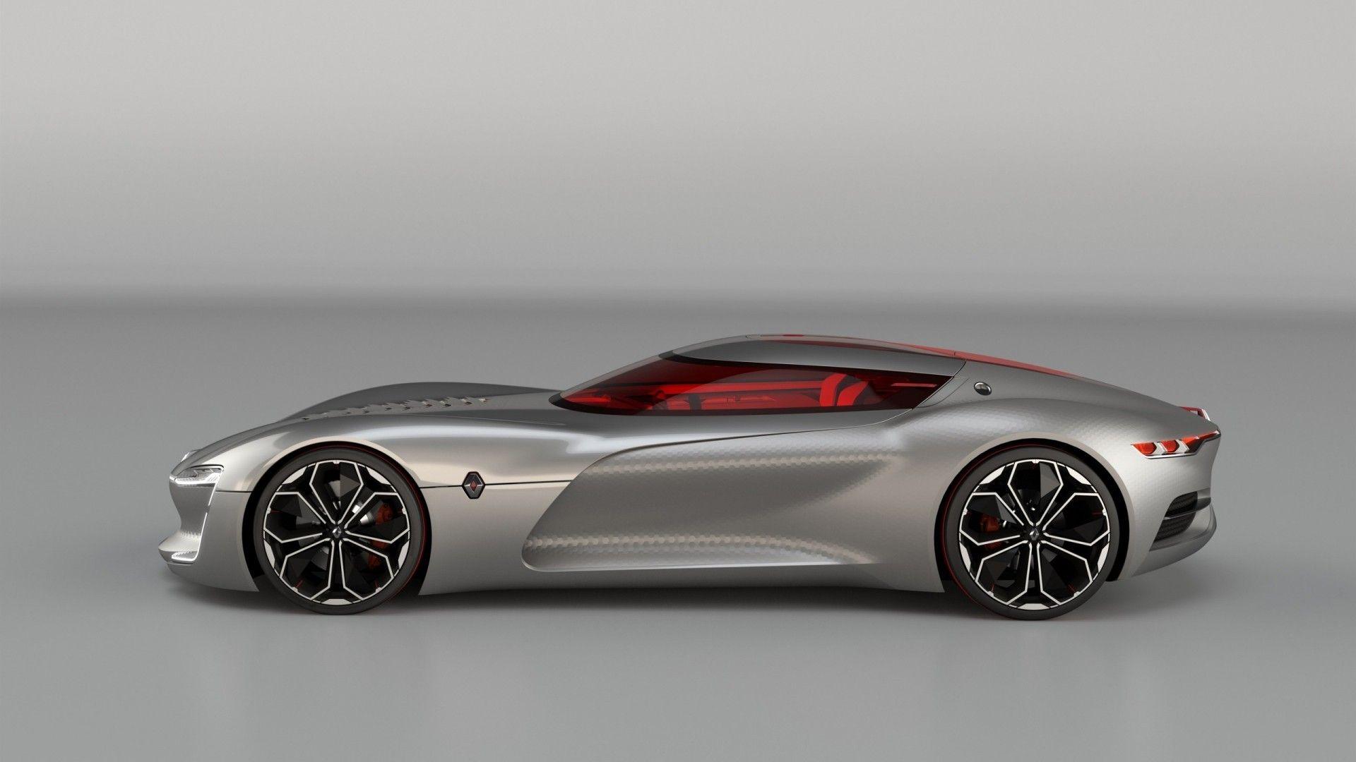Wonderful General 1920x1080 Vehicle Car Sports Car Renault Reanault Trezor Concept Cars  Futuristic Carbon Fiber Amazing Design