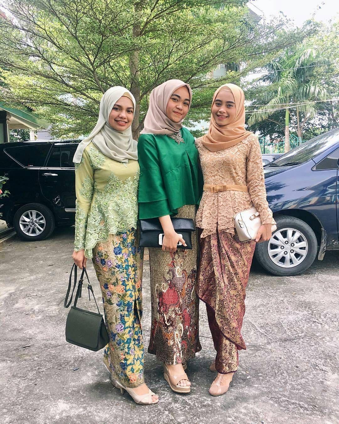 Kebaya Batik Modern Informasi, Tips dan Foto aneka baju ...