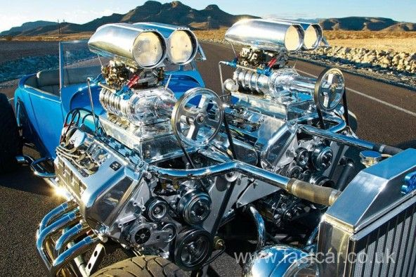 Twin V8 Supercharged Ford Model T Cool Cars Sweet Cars Car