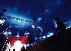 INFOCIRCO. Vargas, el circo de 'Agua para elefantes' (US)