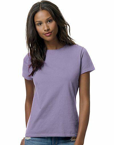 6aff8510e260d4 Hanes Women's Nano-T T-shirt SL04 11919503261 eBay#apos#Nano#Hanes ...