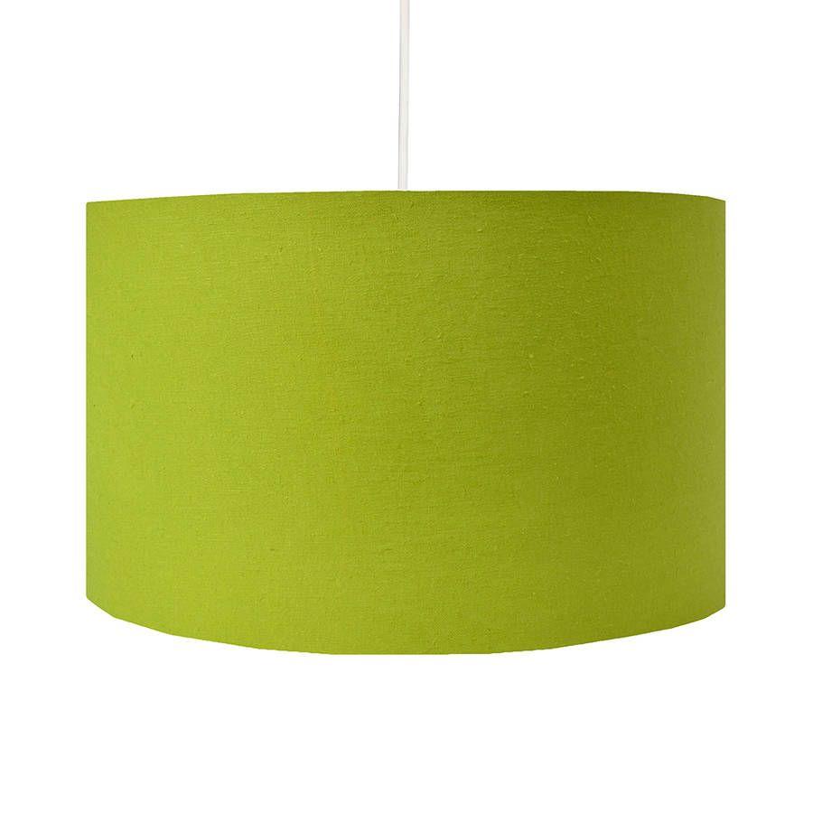 Handmade Lime Green Lamp Shade Green Lamp Shade Lamp Shade Small Lamp Shades