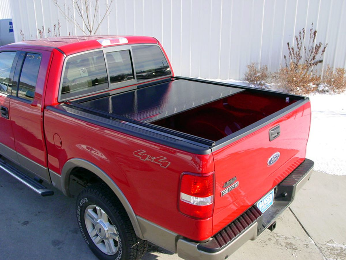 Retrax Retractable Hard Tonneau Cover Tonneau cover