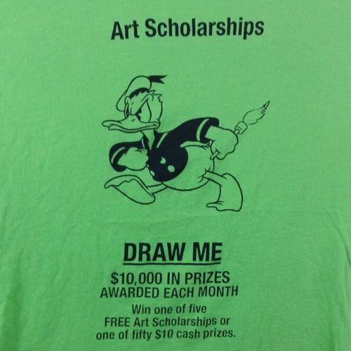 Xl Disney Uniqlo T Shirt Donald Duck Draw Me Artist Green Japan Comic Men Women Disney Donaldduck Uniqlo Donald Duck Drawing Duck Drawing Disney Fun