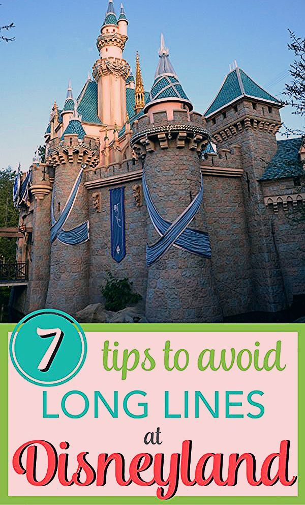 Photo of Time-Saving Tips to Skip Long Lines at Disneyland – Trips With Tykes