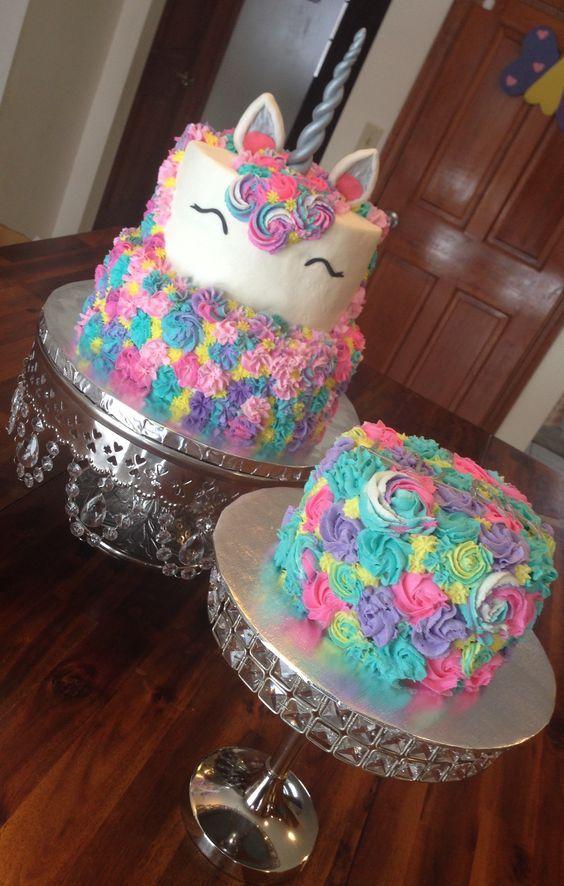 How To Make A Unicorn Cake Unicorn Birthday Cake Unicorn Cake Unicorn Themed Birthday