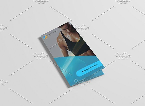 Fitnasia Gym \ Fitness Brochure by DuezaCom on @creativemarket - fitness brochure