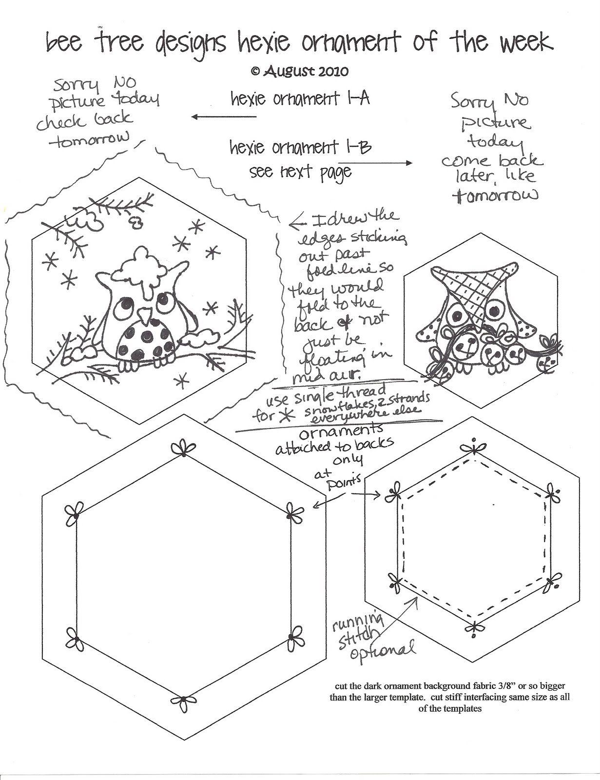 Stitch, Stitch, Stitch: FREE patterns   Small Quilted Projects ...