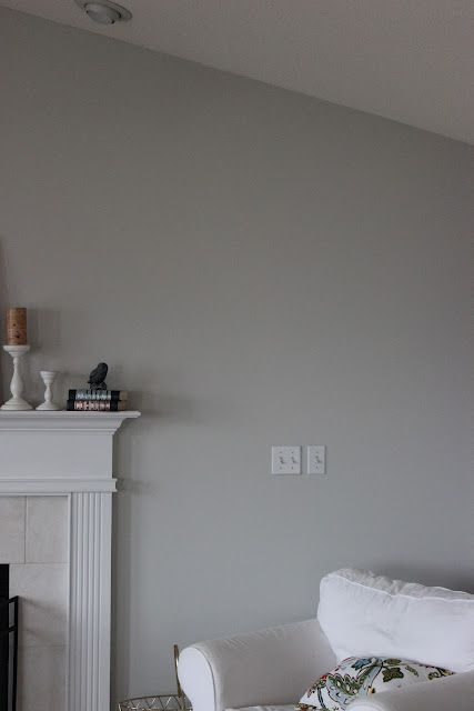 Similar To Our New Wall Colour Dulux Dusted Moss