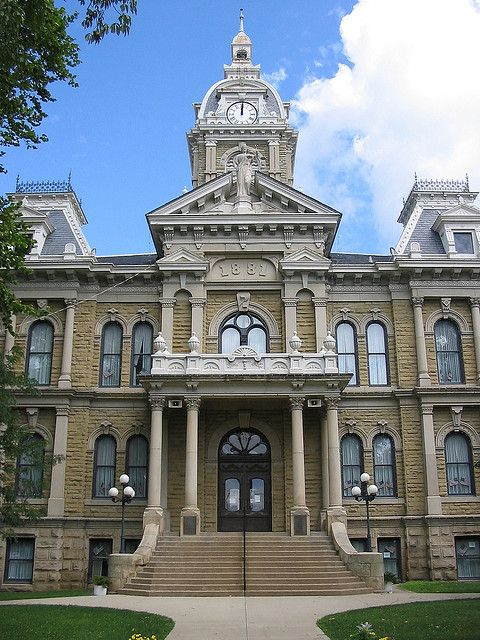 Guernsey County Courthouse Ohio Cambridge Ohio Courthouse Ohio