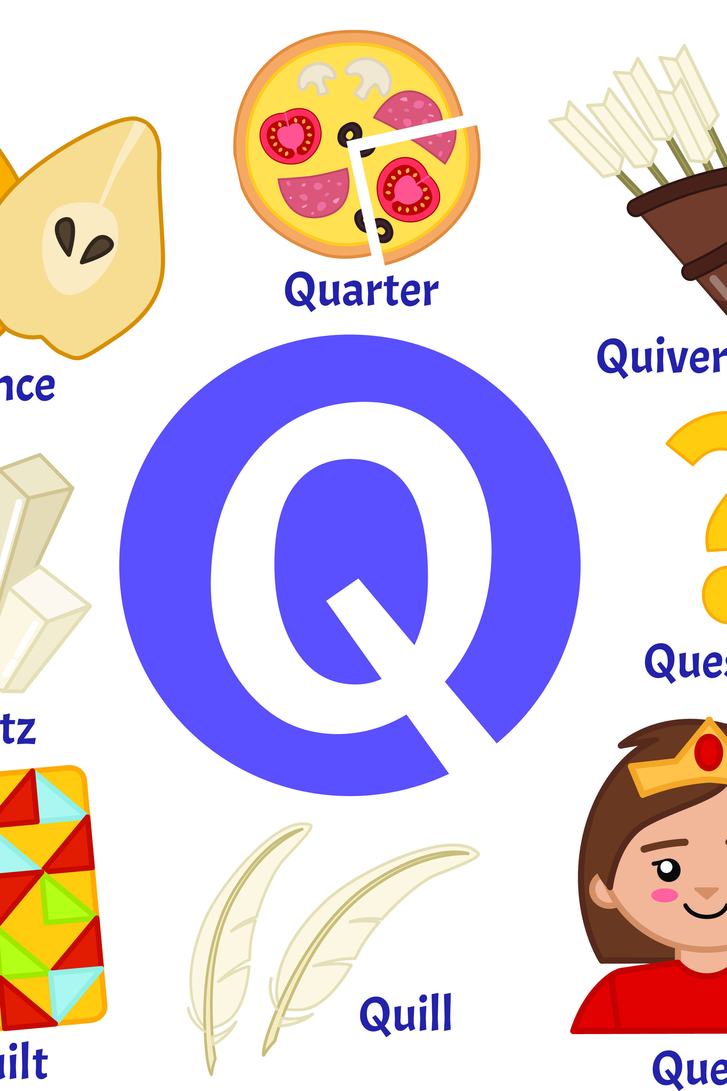 """Why the Letter """"Q"""" Is Almost Always Followed by the Letter"""