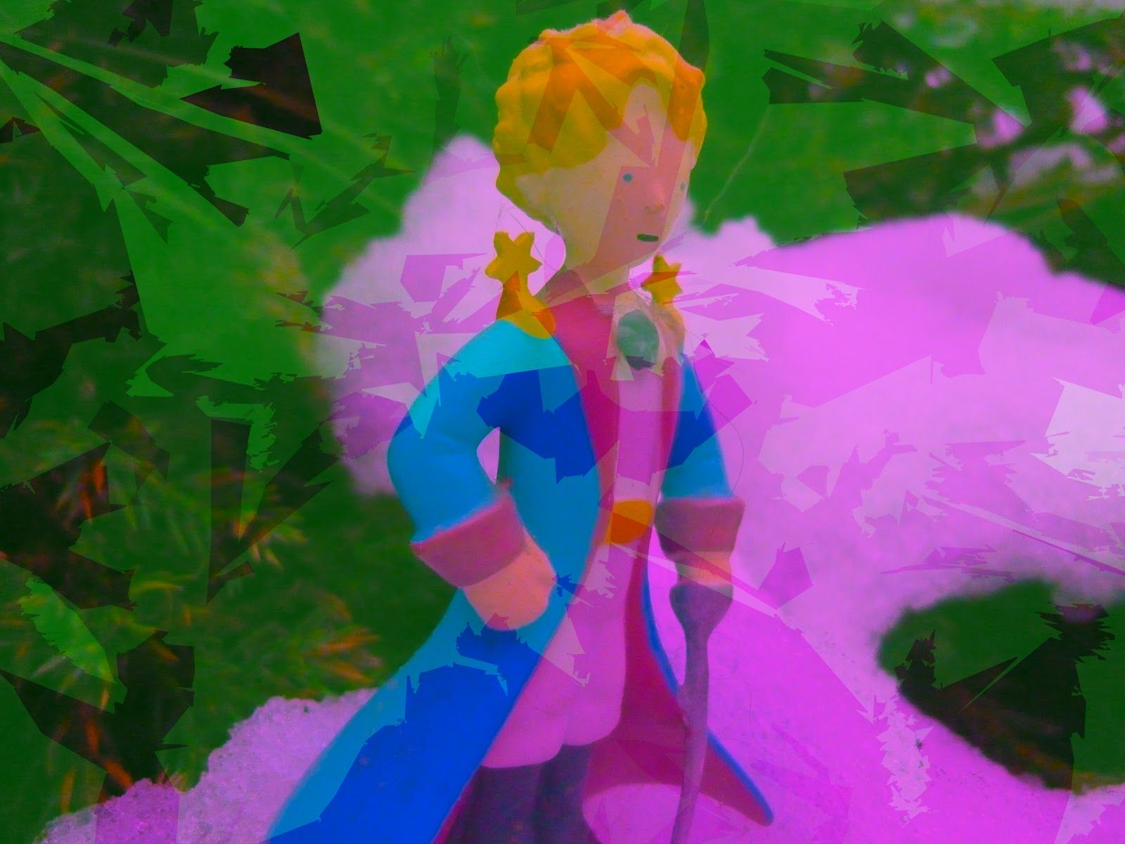 Toyart: The Little Prince