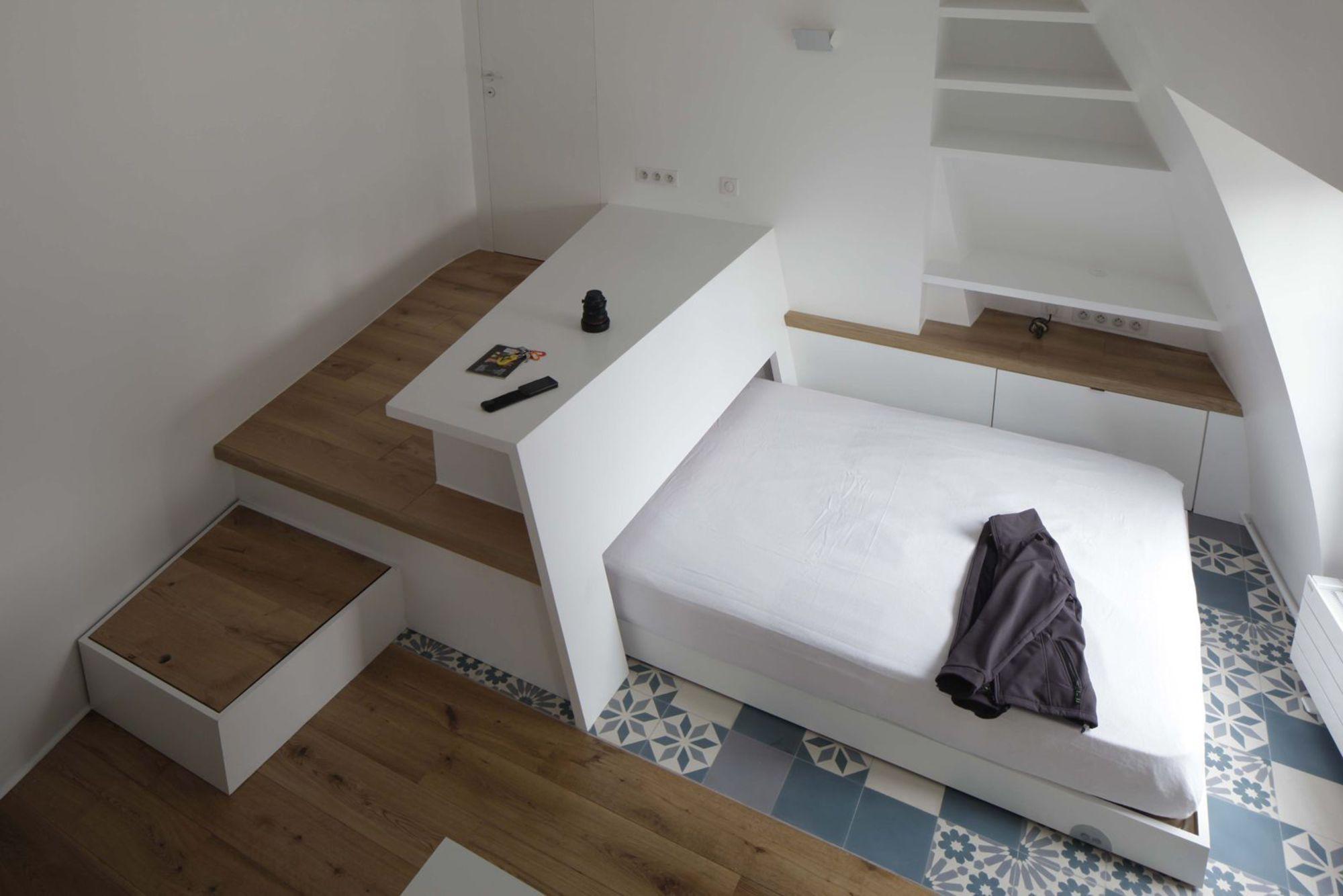 Premier appartement : conseils d'aménagement | Petit appartement, Amenagement petit espace et ...