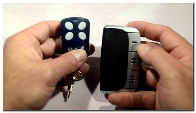 Programming Universal Garage Door Remotes Check More At Https