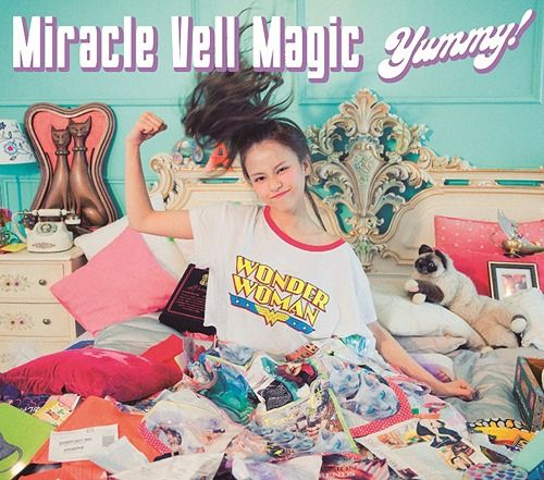 CDJapan : Yummy! [Type B] Miracle Vell Magic CD Album