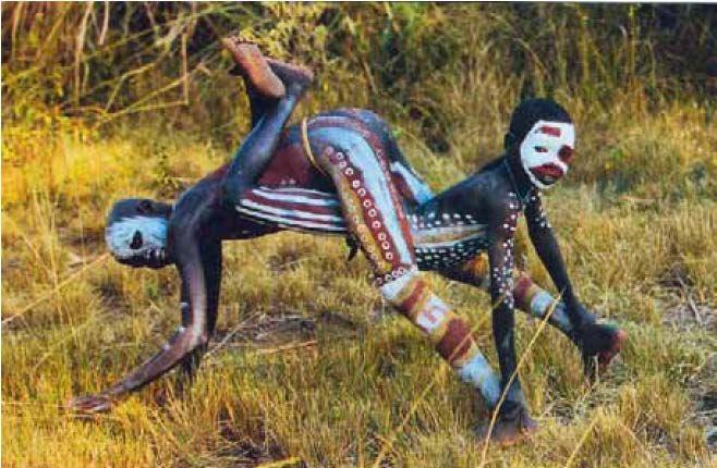 Mursi Man, Omo Valley, Ethiopia -  -Google  People -3195