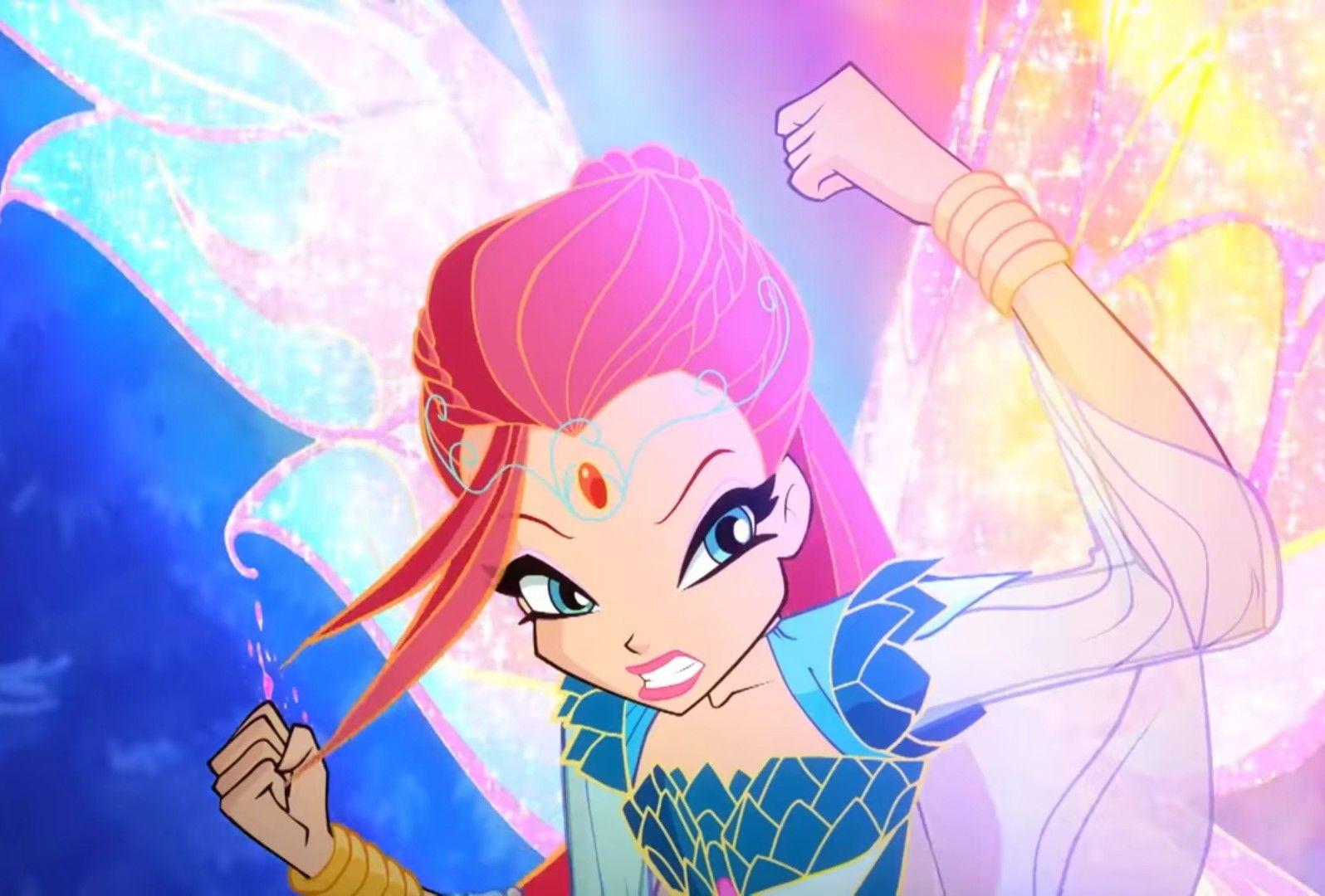 Winx Bloom Bloomix Power Season 6 Bloom Winx Club Winx Club Girl Drawing Sketches