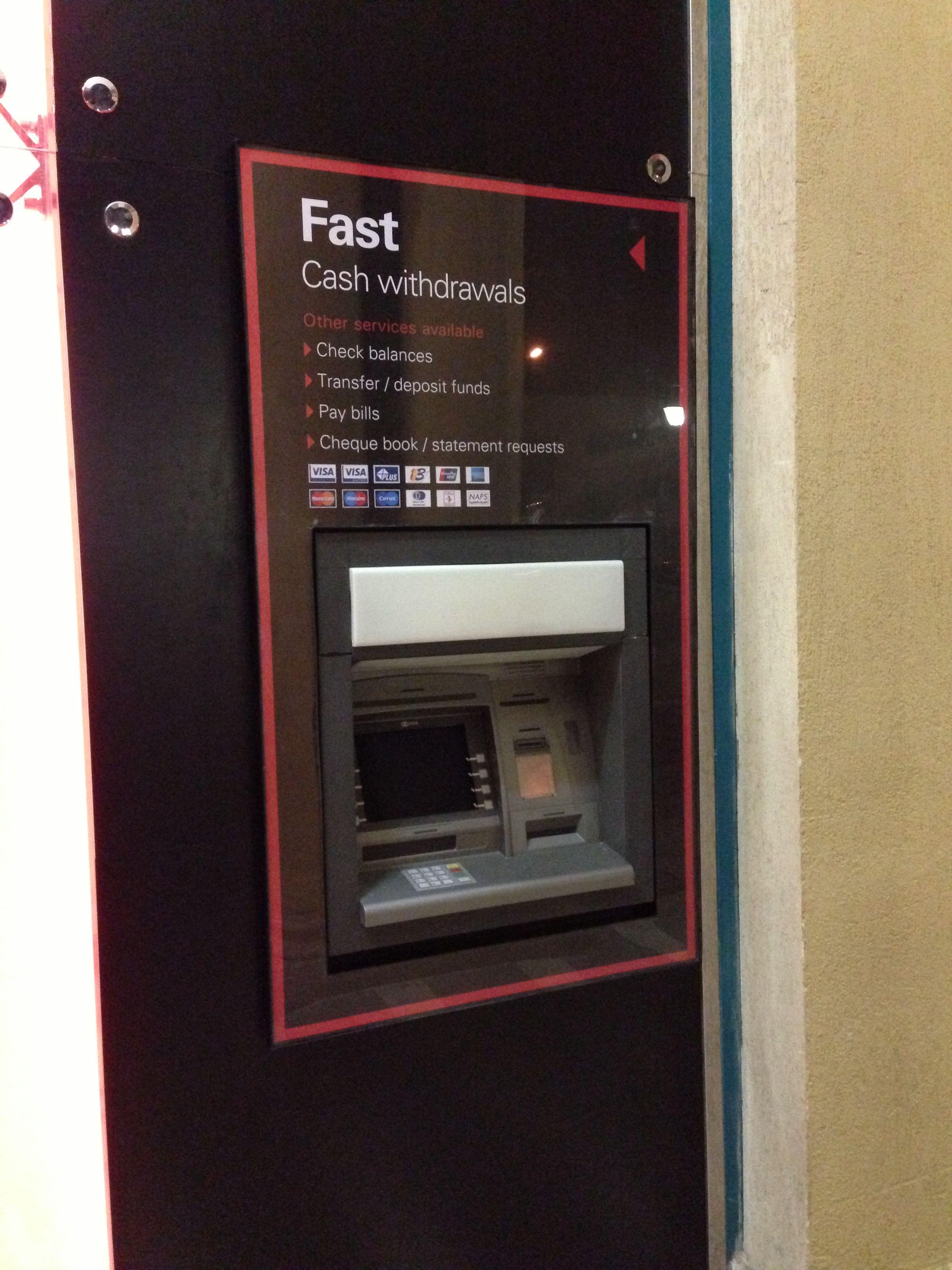 HSBC ATM LIGHTBOX SUNCITY by Better & Partners' Address : 55