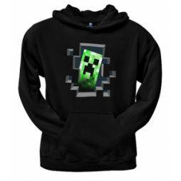 Minecraft Creeper Hoodie MineStore.nl