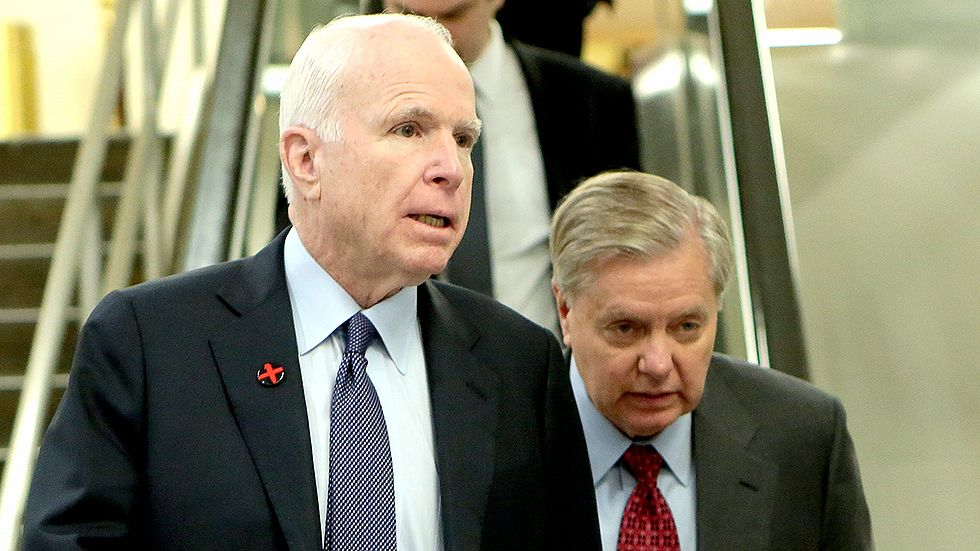 McCain: Congress doesn't have 'credibility' to handle Russia probes http://thehill.com/policy/national-security/325330-mccain-congress-doesnt-have-credibility-to-handle-russia-probes?utm_campaign=crowdfire&utm_content=crowdfire&utm_medium=social&utm_source=pinterest