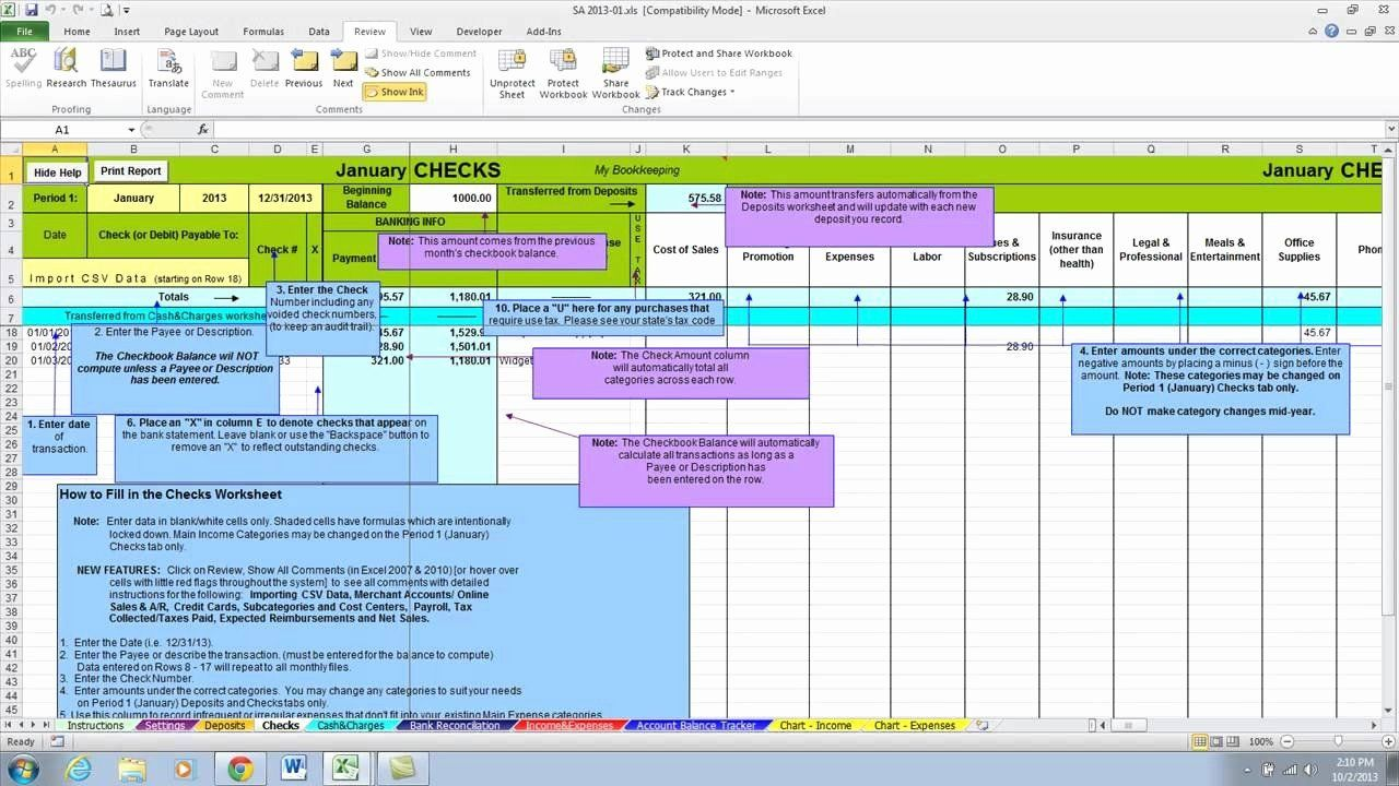 Excel Template For Small Business Bookkeeping Bookkeeping Templates Excel Spreadsheets Templates Spreadsheet Template