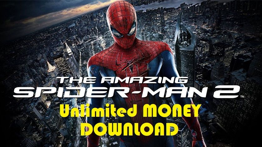 Spider Man 2 Mod Apk Unlimited Money Download | Cell Phone