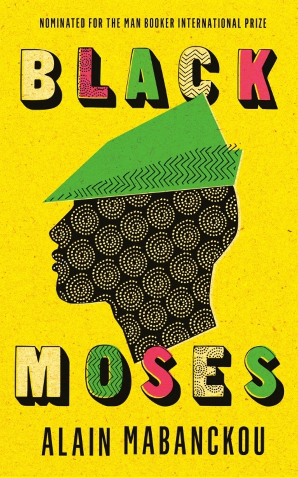 Black Moses Alain Mabanckou Book Cover Design By Gray318