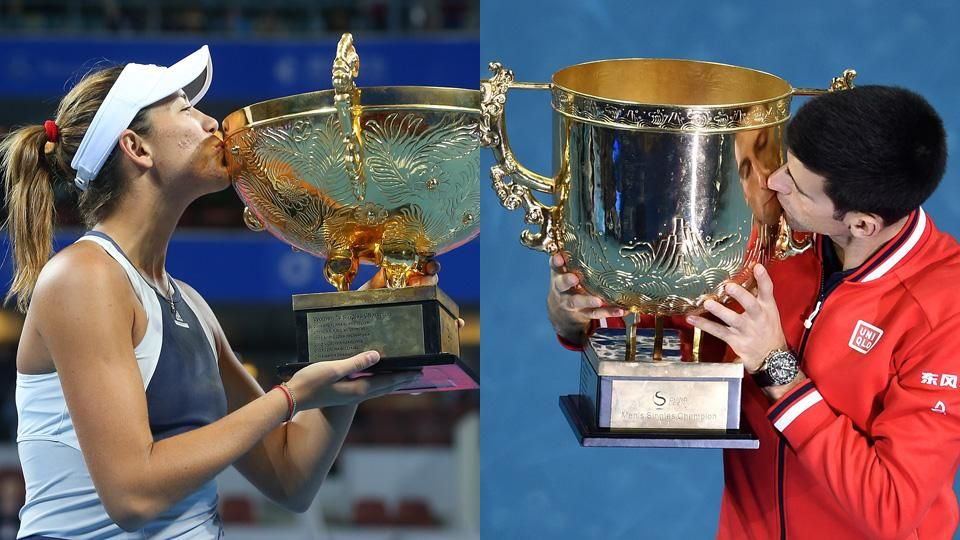 Top 5 moments you may have missed at China Open In this