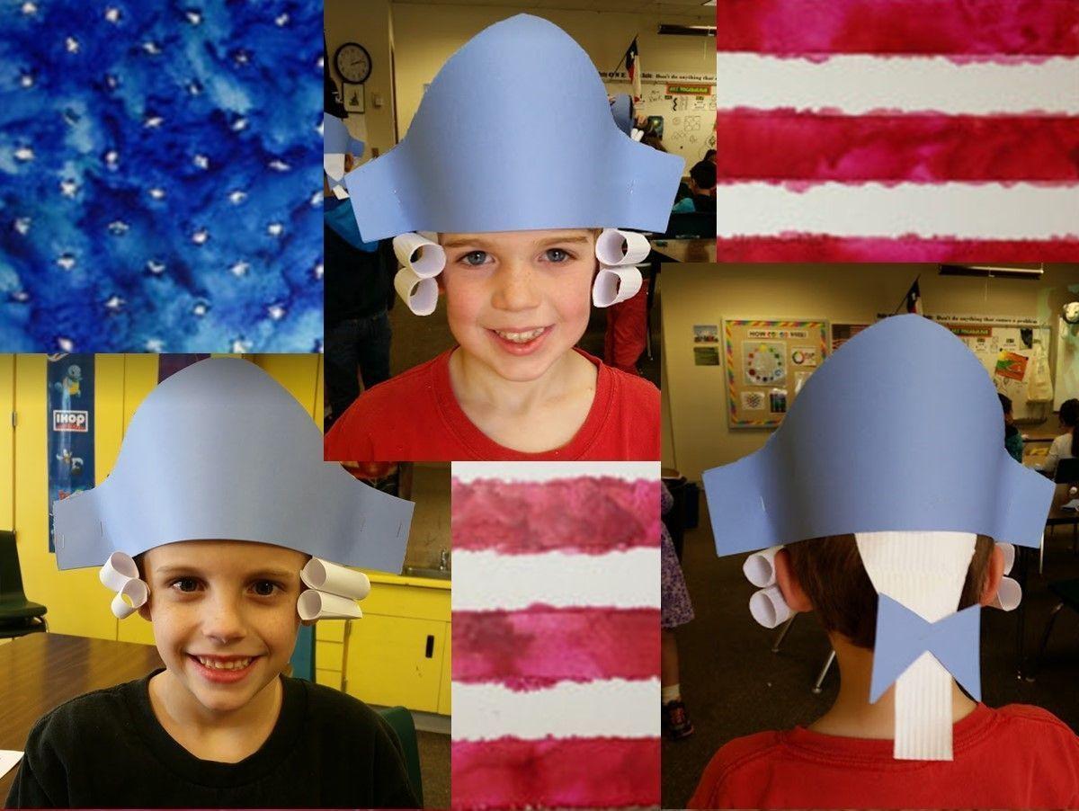 Us Presidents George Washington George Washington Hat
