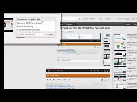 How to Pin Videos on Pinterest | Pin YouTube, Vimeo Videos