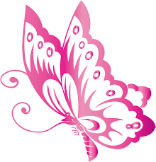 Pink Butterfly Png Simple Butterfly Design Png 2601371 Vippng In 2021 Simple Butterfly Pink Butterfly Butterfly