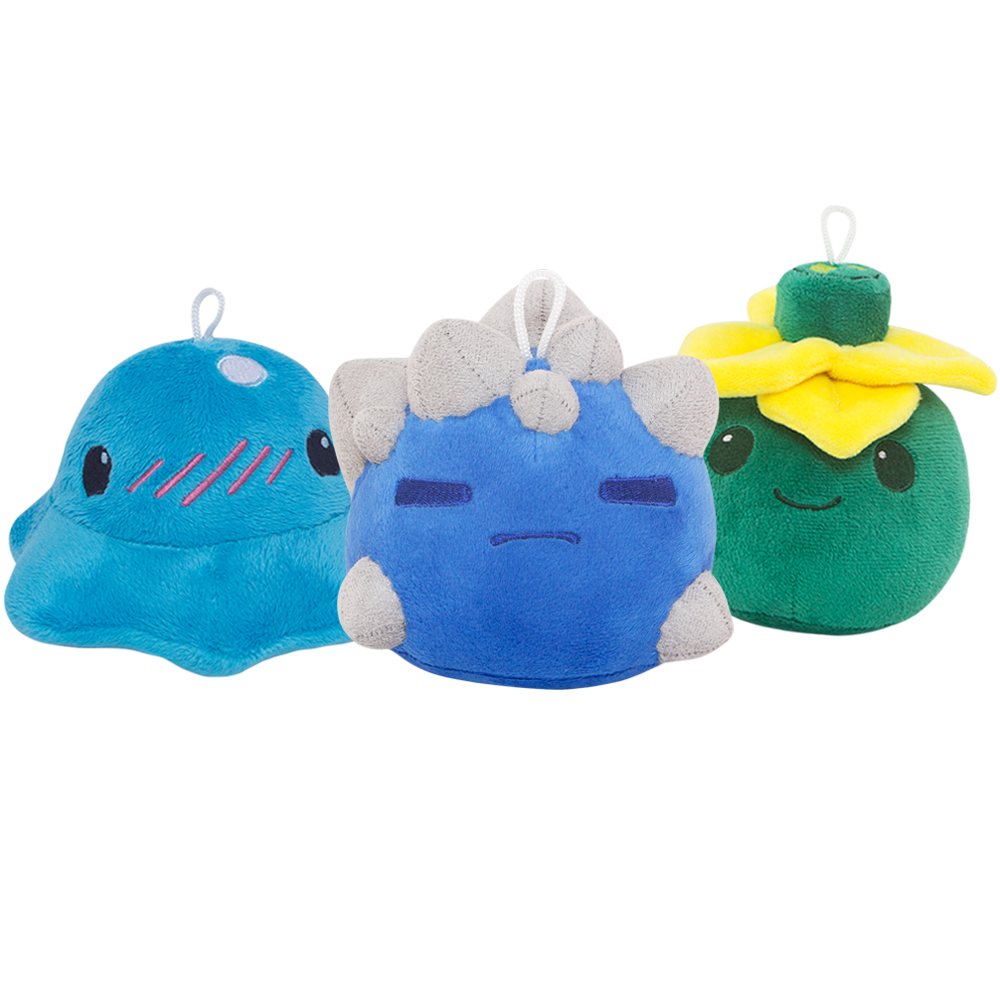 For Fans By Fansslime Rancher Plushies Round 2 Video Game Schwag