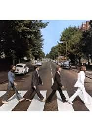 Image result for beatles abbey road album cover