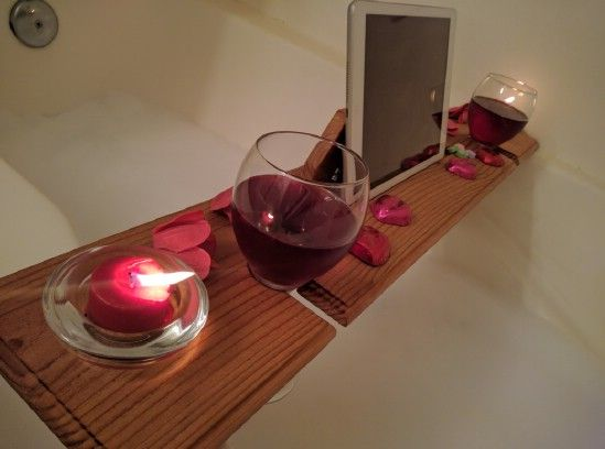 How To Create A Gorgeously Rustic Wooden Wine Glass Holder