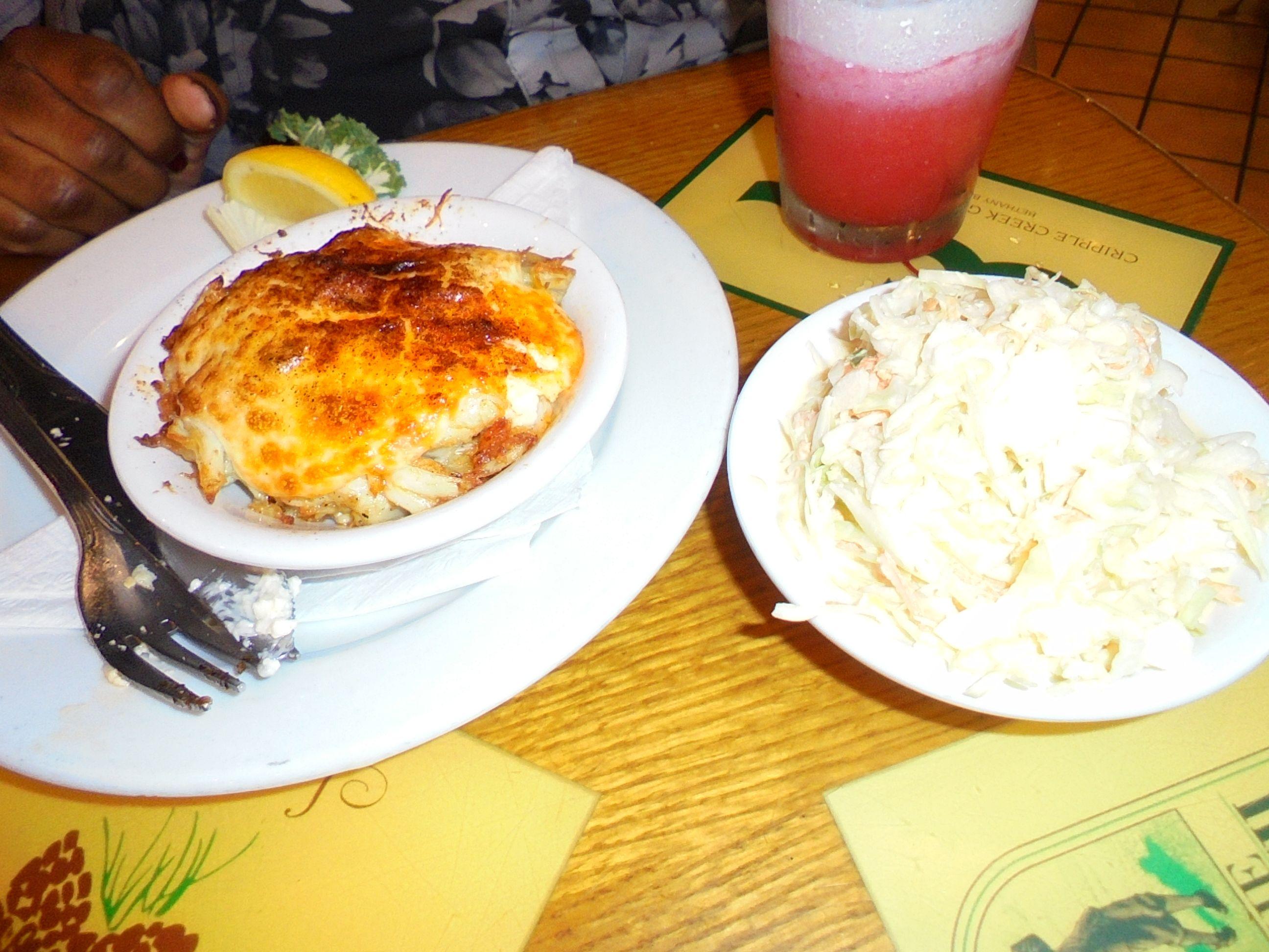 #ImperialLumpCrab #meal @ #JakesSeafoodRehobothDelaware #RehobothBeach - http://www.drewrynewsnetwork.com