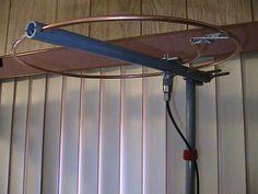 144 Mhz Halo Antenna Ham Radio Outdoor Antenna Ham Radio Antenna