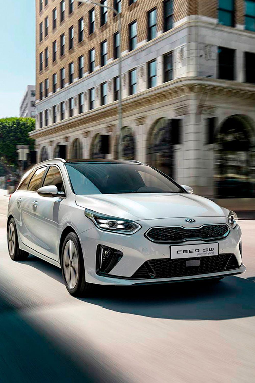 Kia Ceed Sw Plug In Hybrid I 2020 Plugs Biler Billeder