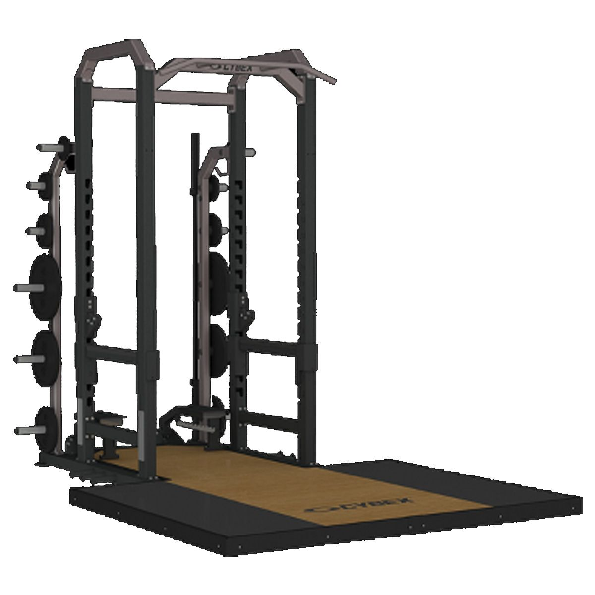 pro category freemotion racks fitnesszone rack cage power weider