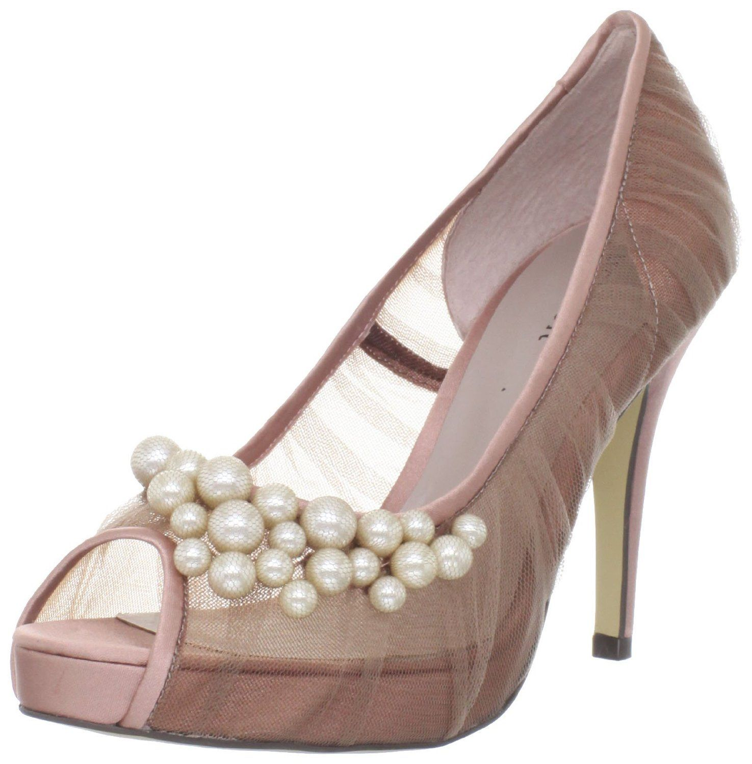 Menbur Women's Crassula Platform Pump - designer shoes ...
