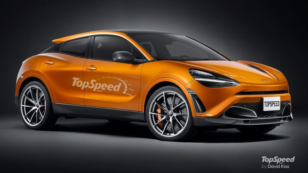 2020 Mclaren Suv Entirely New Design Mclaren Cool Sports Cars Suv