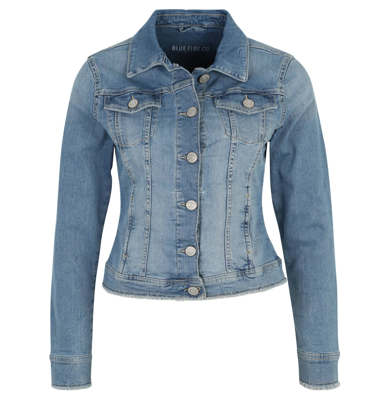 jeansjacke damen galeria kaufhof