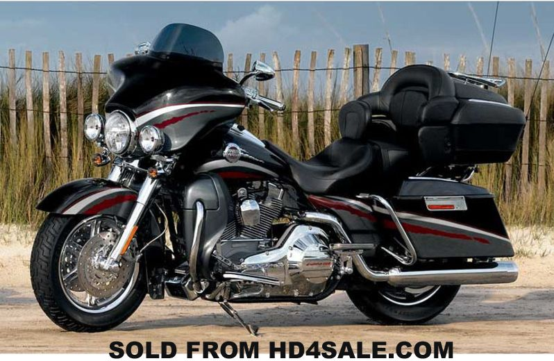2006 Harley Davidson Cvo Ultra Classic Screamin Eagle