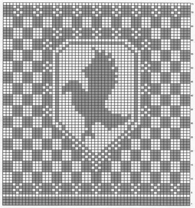 Fair Isle Gloves - Free Knitting Patterns - Hat & Glove | Mallit3 ...