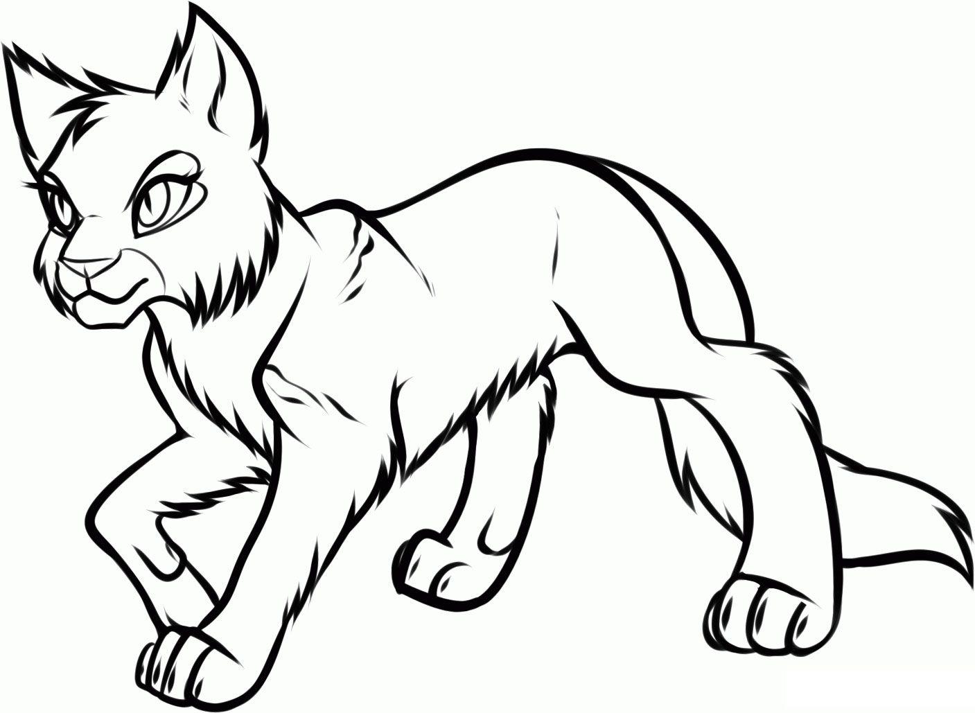 Katzen Ausmalbilder Warrior Cats : Free Cat Coloring Pages Http Procoloring Com Cat Coloring Pages